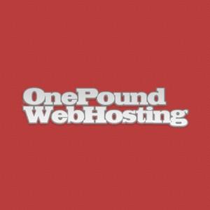 OnePoundWebHosting-Logo-GetFastVPS